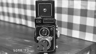 NIKON EM 35MM film camera test