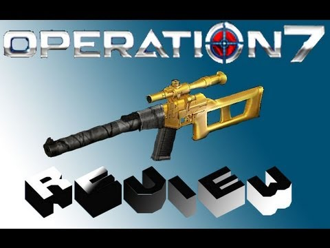 Operation 7 VSS Review-sniper's only mode