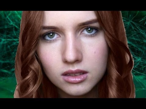 Black Widow (Natalia Romanova) Makeup Tutorial! -Marvel's Avengers & Captain America