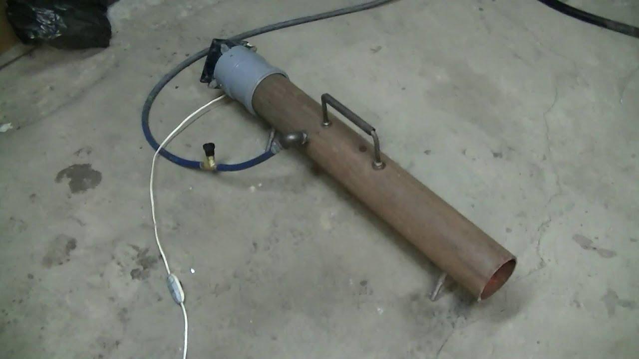 Дым-пушка для обработки пчел от клеща - инструкция 71