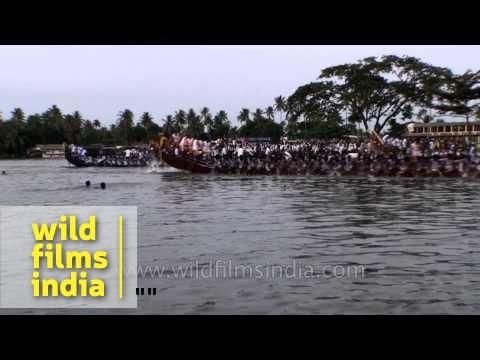 Battle on backwaters - Nehru Trophy Boat race in Kerala