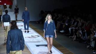 G STAR RAW S/S 2011 FASHION SHOW - VIDEO BY XXXX MAGAZINE