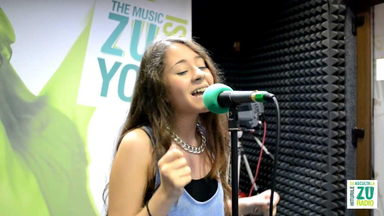 Nicole Cherry - Memories (Live la Radio ZU) - YouTube