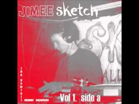 Jimee Sketch  Pawlett Manor 1993