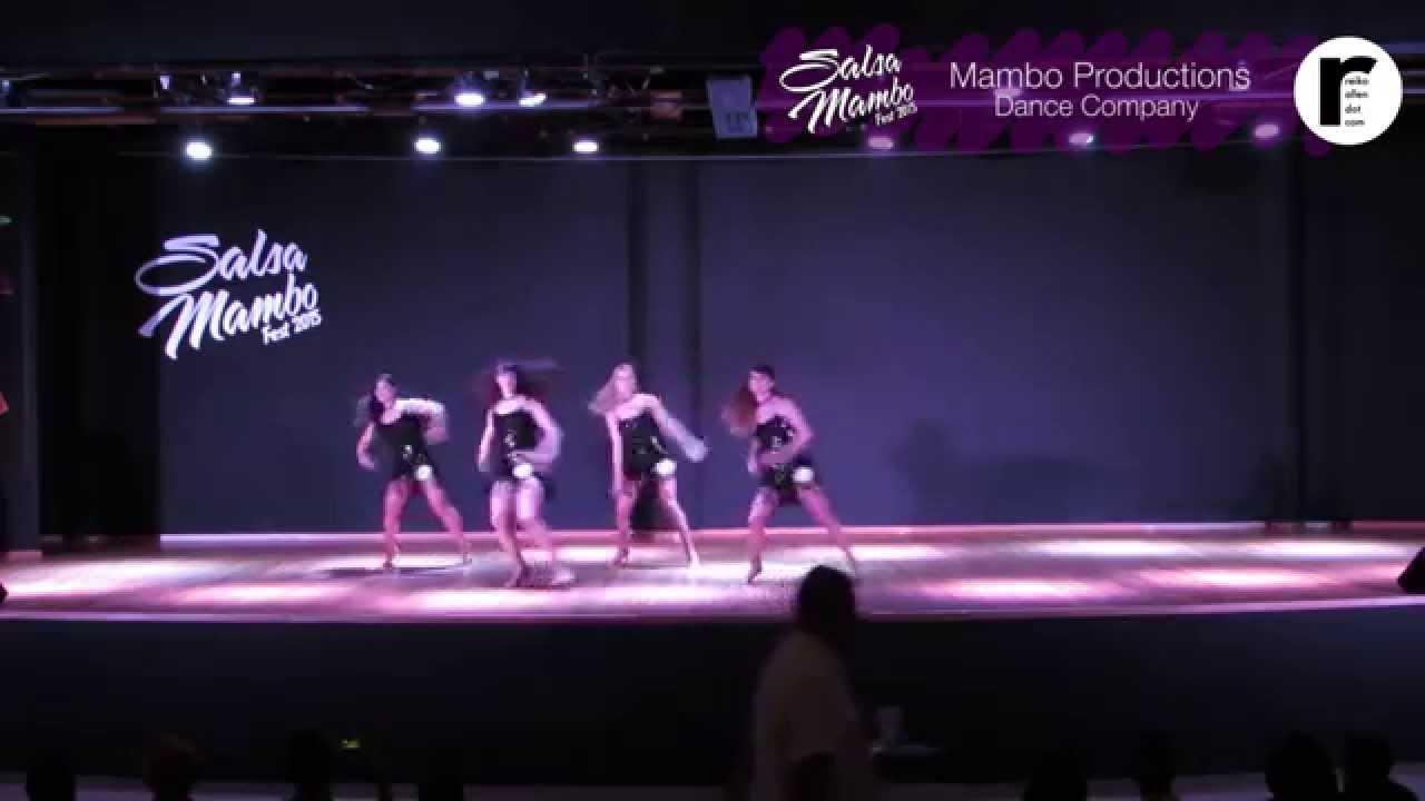 Mambo Productions Dance Company | Salsa Mambo Fest 2015 | Riviera Nayarit