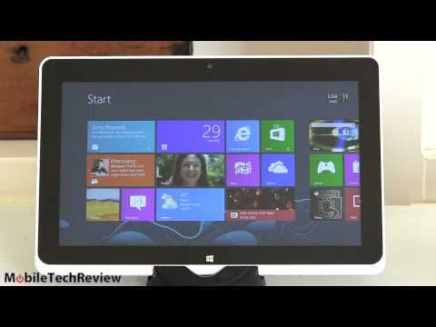 Acer Iconia W510 Review