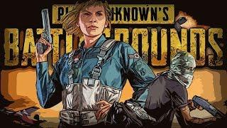 PlayerUnknown's Battlegrounds Ночной стрим!