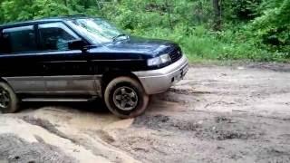 Mazda MPV offroad light