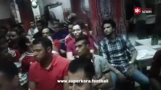 رابطة مشجعي مانشستر يونايتد في مصر تحتفل بالبفوز باليوروبا ليج