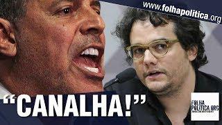 Alexandre Frota destroça Wagner Moura e o xinga de 'canalha' ao abordar o filme 'Marighella'