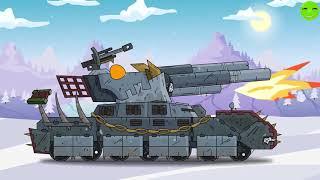 Giết quái vật - Cứu đế chế / Phim hoạt hình về Xe tăng [Gerand VN]