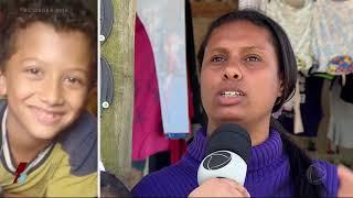 Caso Gabriel: polícia concentra buscas em lagoa próxima à residência do garoto