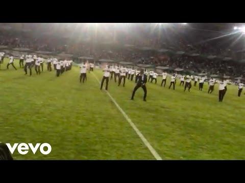 Kcee Performing Limpopo at Akwa Ibom Stadium