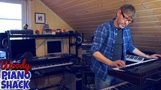 Emulating Espen Kraft's amazing vintage synths