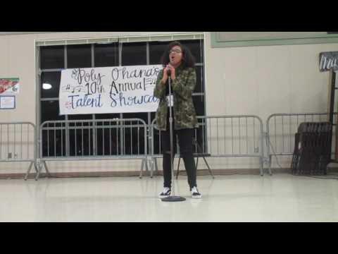 MTHS Poly Ohana 10th Annual TSC - Camia Parker