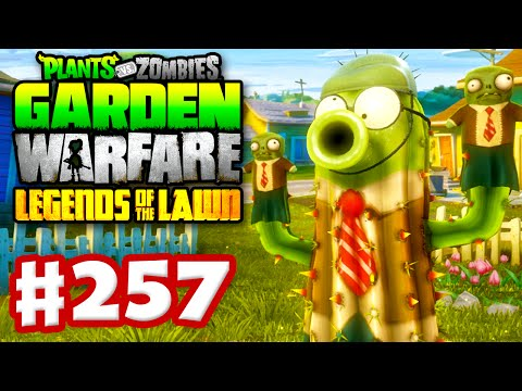 Plants vs. Zombies: Garden Warfare - Gameplay Walkthrough Part 257 - Zombie Disguise Set!