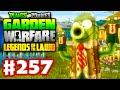 Plants vs. Zombies: Garden Warfare - Gameplay Walkthrough Part 257 - Zombie Disguise Set!