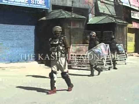 Kashmir shuts against detention of Masarat