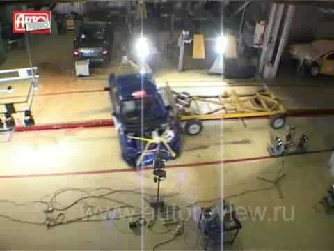 Lada Priora Crash Test Crash Test Lada Priora
