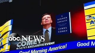 'GMA' Hot List: George Stephanopoulos announces James Comey interview