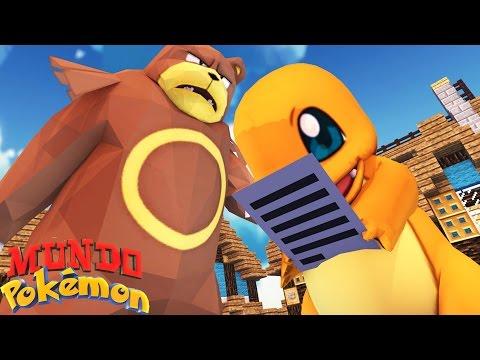 Minecraft : MUNDO POKÉMON ( Pokémon World) #13 - A INSCRIÇÃO NO TORNEIO !!