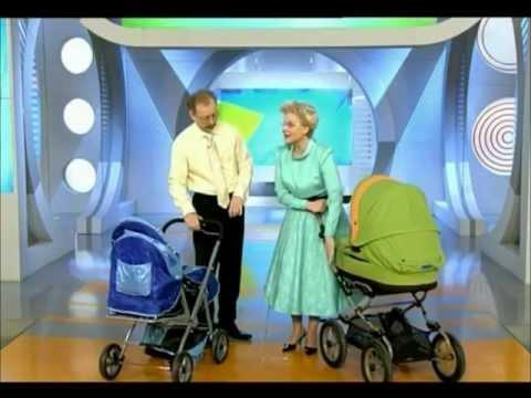 Видео как выбрать детскую коляску