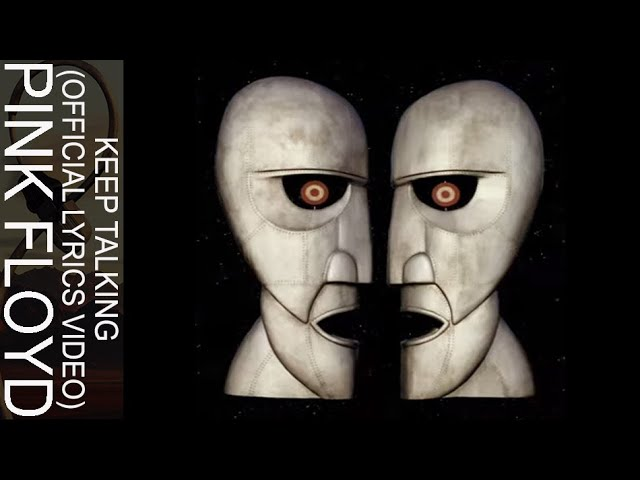 "Pink Floyd - ""Keep Talking""のOfficial Lyrics Videoを公開 新譜「The Later Years (1987-2019)」5CD/6Blu-Ray/5DVD/7inchx2 ボックスセット 2019年11月29日発売予定 thm Music info Clip"