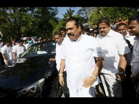 Former Sri Lanka leader to run for prime minister in August elections
