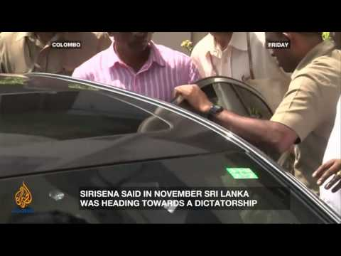 Inside Story: New era for Sri Lanka?