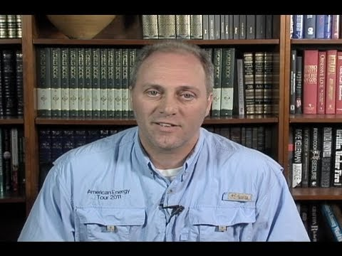 Weekly Republican Address 9/1/12: Rep. Steve Scalise (R-LA)