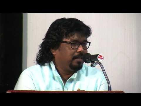 Actor Mumbai Dinesh @ Win Movie Audio Launch