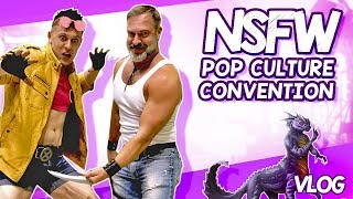 ATTENDING A NSFW ANIME CONVENTION / NSF-CON