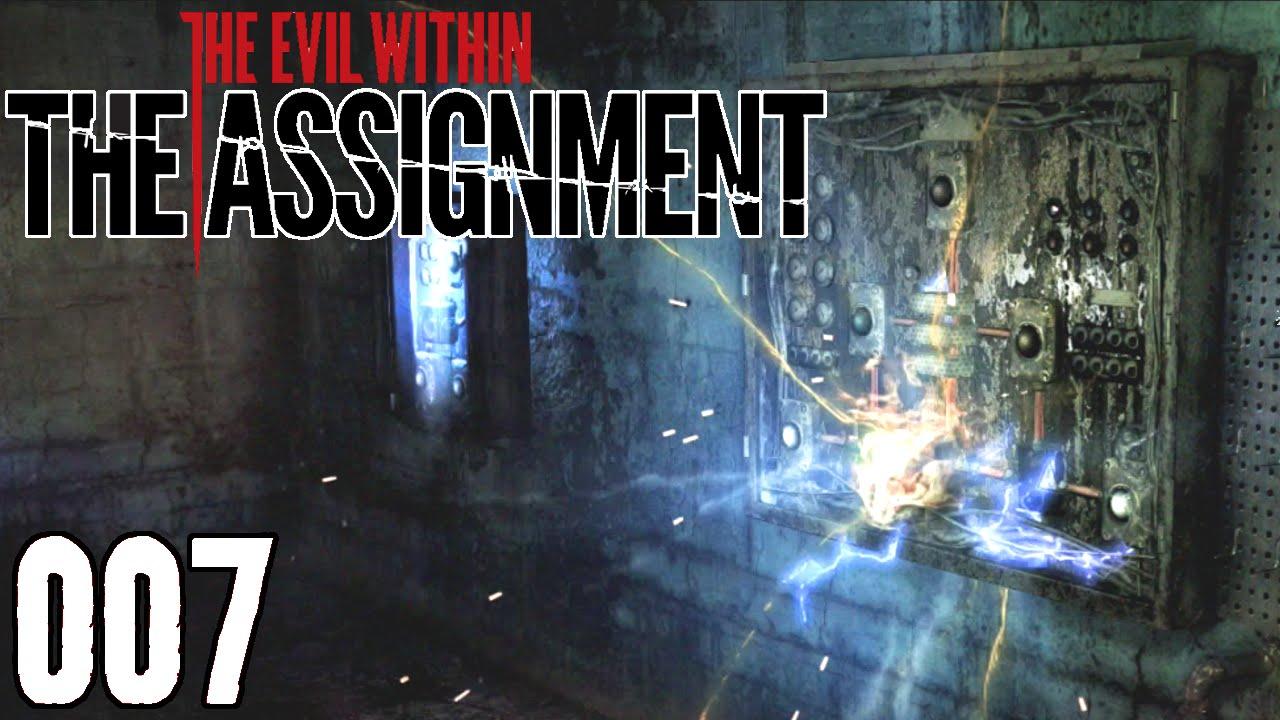 The Evil Within: The Assignement -Tous les Objets du Chapitre 2