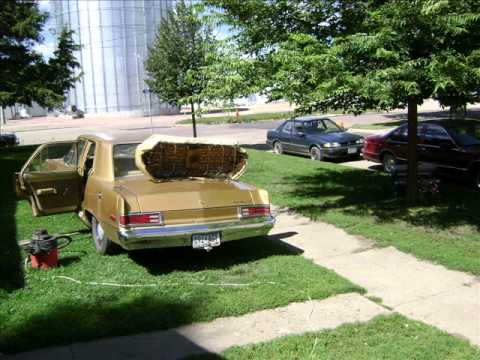1974 Plymouth Valiant Project