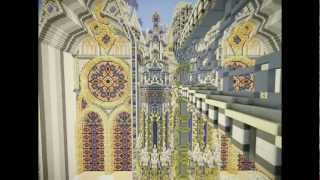 The Kingdom of Cipher {Minecraft cinematic with world download}