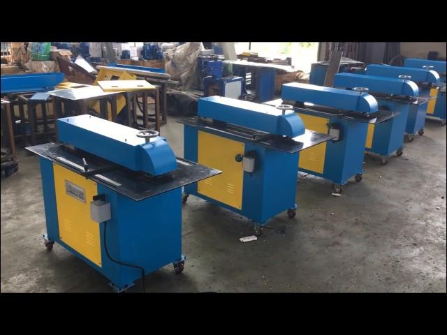 Reel shear beading machine , NGAU TAU SCISSORS , slitter beading machine