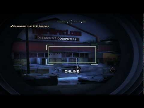 Homefront Gameplay - PC (HD)