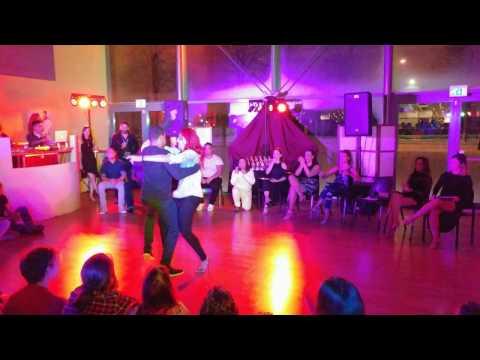 Pro Jack & Jill at the 2017 Amsterdam ZNL Festival - Carlos da Silva & Vanessa Bonilha