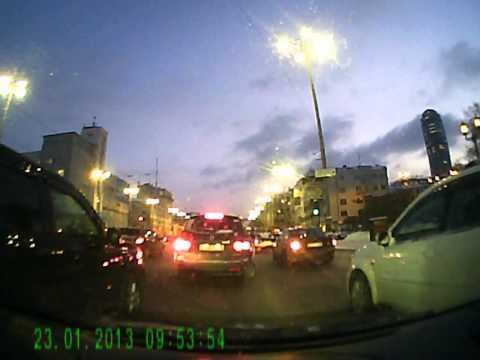 авария хамы на дорогах AVI