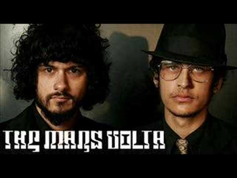 Mars Volta - Back Up Against The Wall
