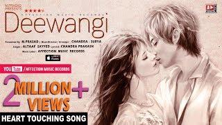 Heart Touching Love Song-Deewangi-Ummeed KartaHun   Latest Hindi Song 2017 #Affection Music Records
