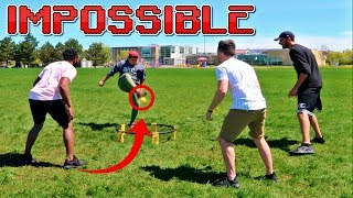 IMPOSSIBLE TRICK SHOTS CHALLENGE!!! **YOU HAVE TO SEE THIS**