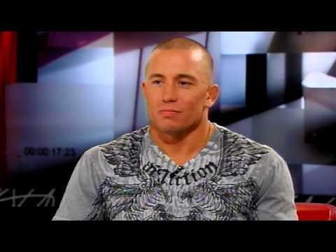 Georges St. Pierre Video