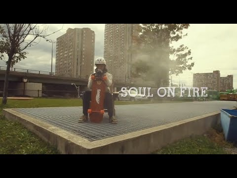 Bombora - Soul on Fire
