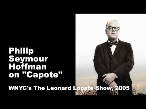 Philip Seymour Hoffman Discusses