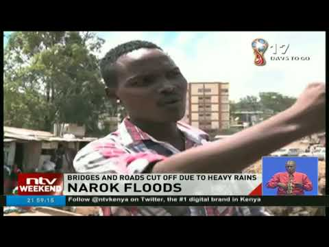 Businesses in Narok county record loses after raging floods