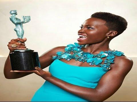 Review: Lupita Nyong'o WINS Oscars Academy Award- 2014