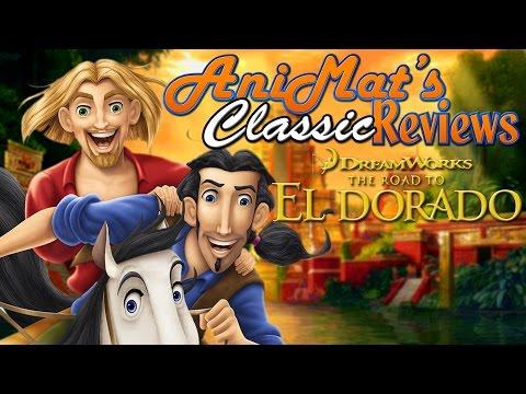 The Road to El Dorado - AniMat's Classic Reviews