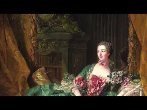 LA POMPADOUR, AMANTE DE LUIS XV   REY FRANCÉS