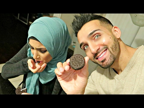TOOTHPASTE in OREO COOKIE PRANK.mp3